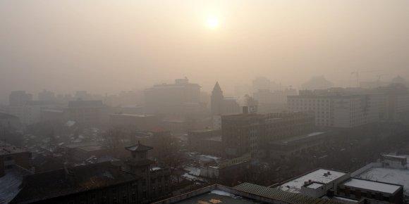 Chine: les gros pollueurs encourent désormais la peine de mort