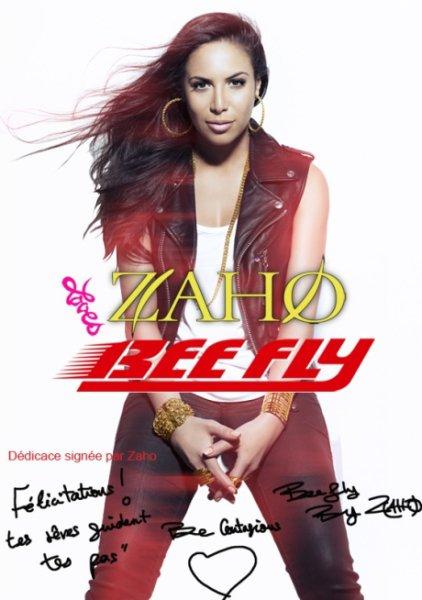 """Les baskets """"Zaho Loves Beefly"""" sont désormais disponibles en vente !"""