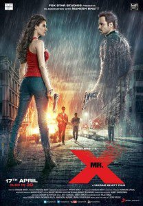 Mr. X (2015)   Watch Full Movie Online Free