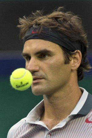 All Around world: Federer ousted by Monfils in Shanghai
