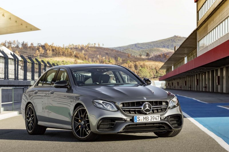 2018 Mercedes-AMG E63 4MATIC price and specs