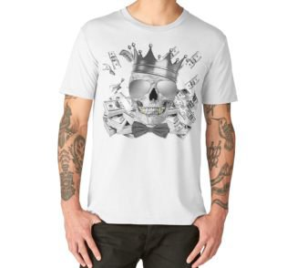 'Dollar' T-shirt premium homme by Ali-87