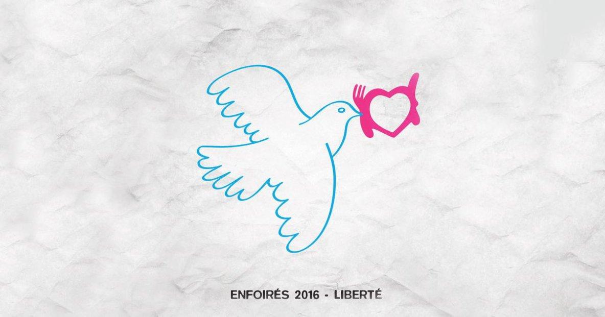 Découvrez « Liberté » la chanson des Enfoirés 2016.