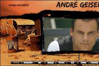 André Geiser - Site officiel