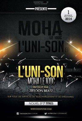 Mohale 100C Nouvel EP L'Uni-Son