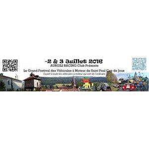 Festival des véhicules à moteur - 02, 03 juillet 2016 - Saint-Paul-Cap-de-Joux (81220)