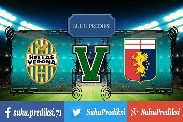 Prediksi Bola Hellas Verona Vs Genoa 5 Desember 2017