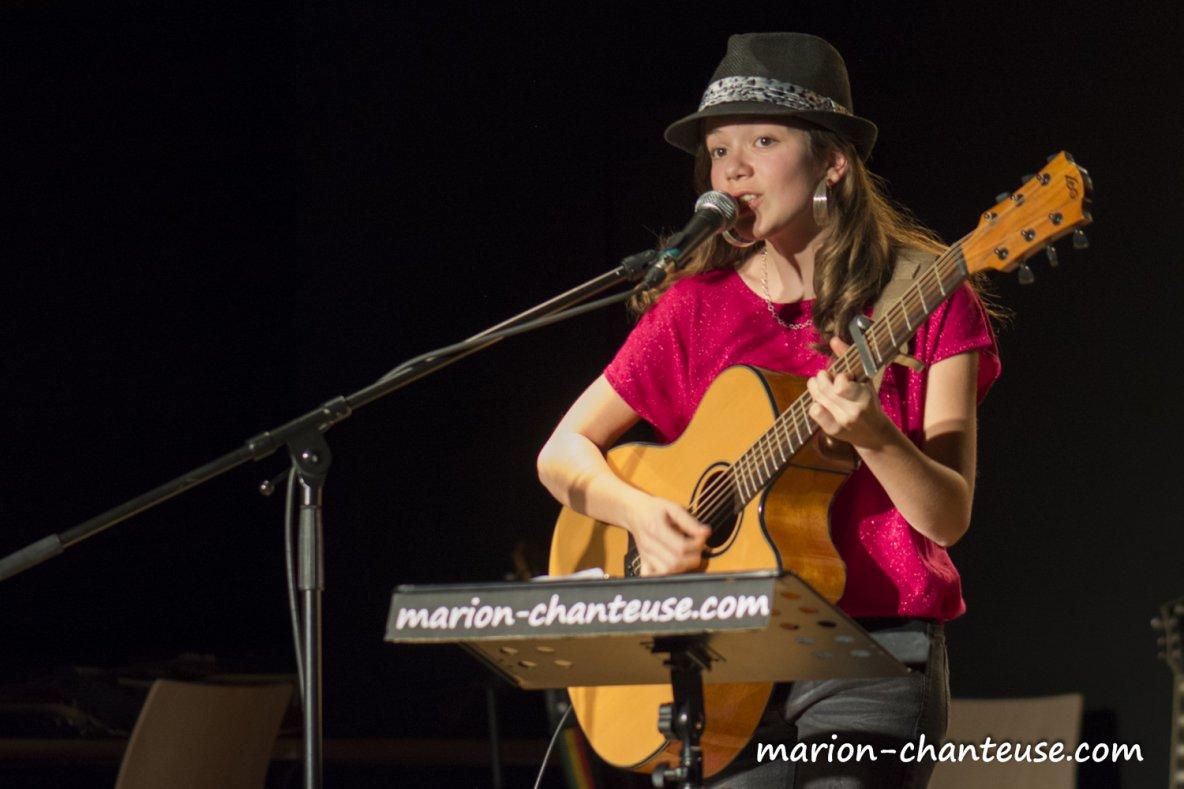 Vidéo du festival Rythme and Co avec Marion Chanteuse