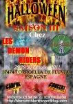 Halloween chez les Demon Riders (Espagne) - 29 & 30 Octobre 2011