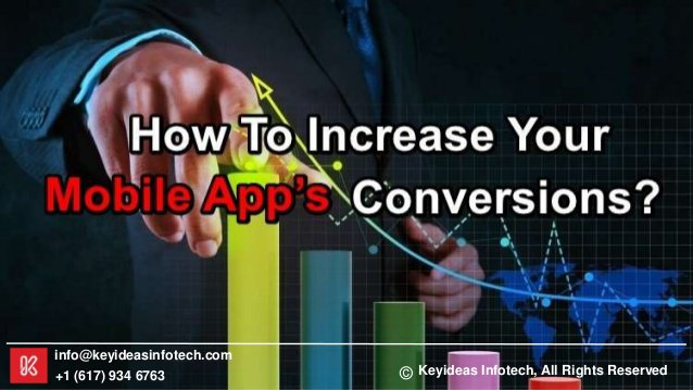 How to increase your mobile app's conversion?