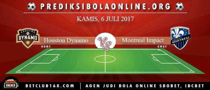 Prediksi Houston Dynamo Vs Montreal Impact 6 Juli 2017