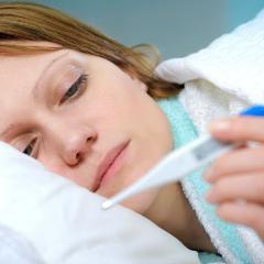 Température corporelle normale, fièvre, symptômes de fièvre