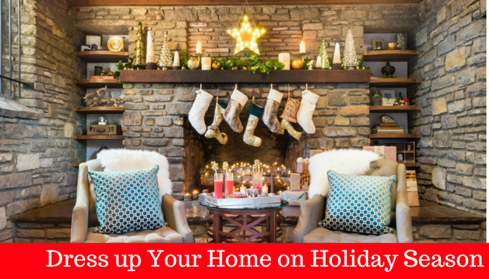 Creative Ideas to Decor your Home on Holiday Season