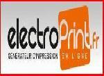 """Annonce """"Imprimez en ligne à petits prix avec Electroprint.fr"""""""