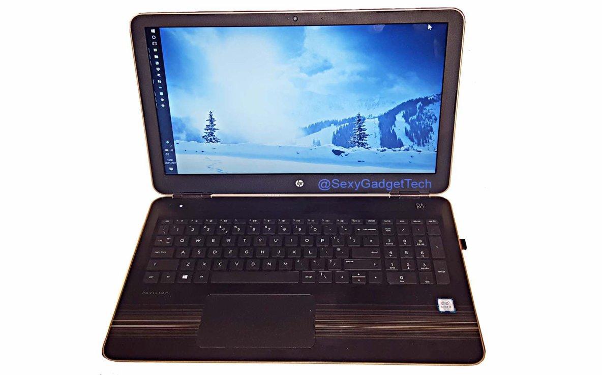 Review Specs - HP Pavilion 15.6 Laptop 7th Gen Intel® Core™ i5 Processor - Gold