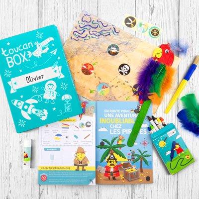 Créativité et découverte dans chaque box