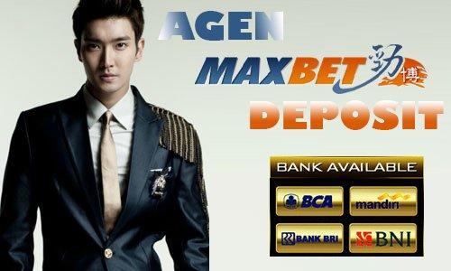 Agen Maxbet Deposit BCA, BNI, BRI, Mandiri | Agen Bola Tangkas | Agen Judi Online Terpercaya | Prediksi Skor Jitu