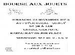 Annonce 'BOURSE AUX JOUETS'