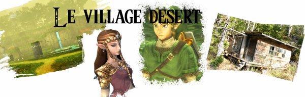 Le Retour des ombres : Chapitre 5 : Le village désert