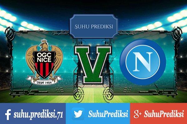 Prediksi Bola Nice Vs Napoli 22 Agustus 2017