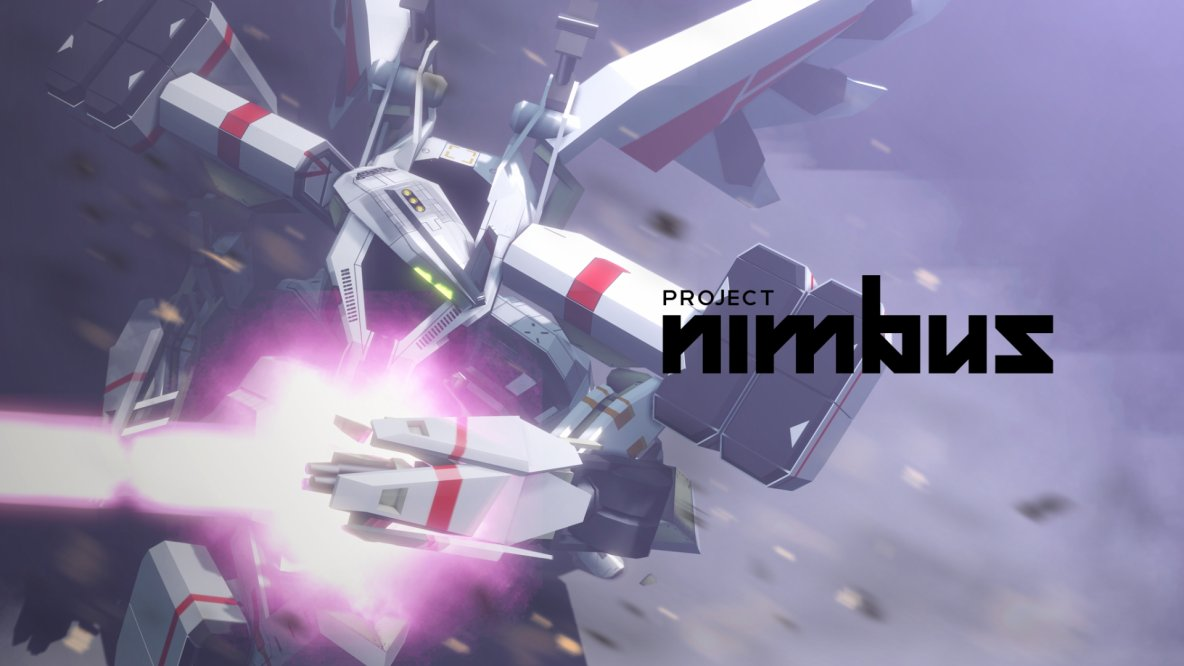 Project Nimbus Is The Mecha Action Game Everyone's Been Waiting For