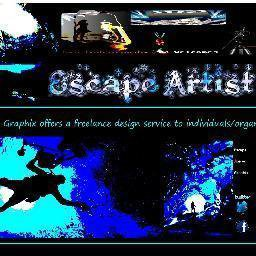 Escape Artist Graphix Rayne