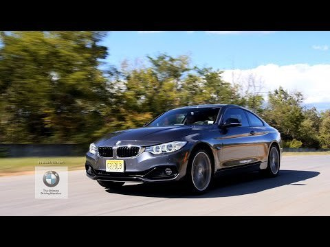 automobile1freak: Presented By: BMW -- The First-Ever BMW 435i Takes On The Track