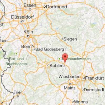 Allemagne: six blessés graves dans un minibus immatriculé en Belgique