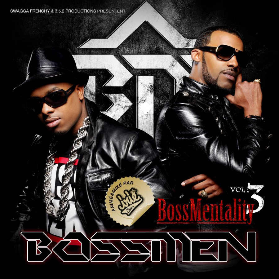 Bossmen - Bossmentality Vol.3 (Telechargement Net Tape)