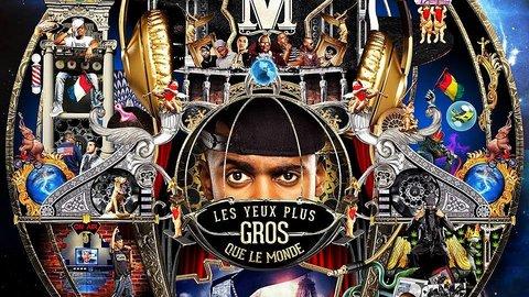 Vidéo Black M Les Yeux Plus Gros Que Le Monde 07-BLACK M - C'EST TOUT MOI - Musique