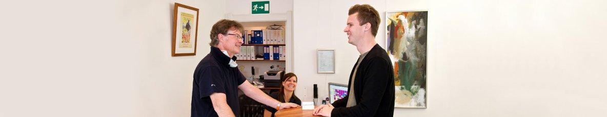 Tandklinikken - En tandlæge i Hellerup