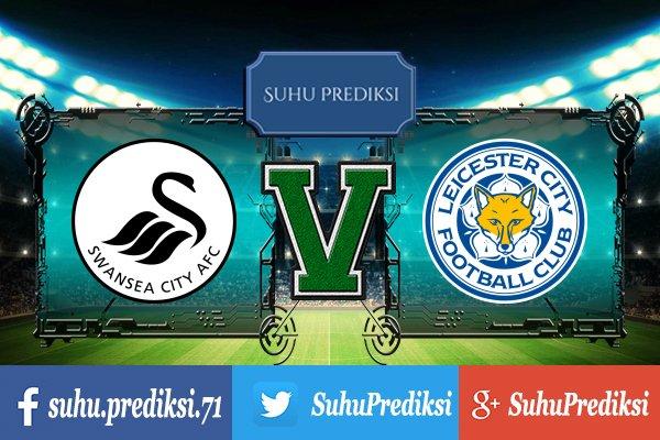 Prediksi Bola Swansea City Vs Leicester City 21 Oktober 2017