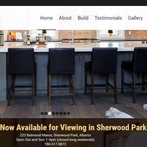 Custom Home Builders in Sherwood Park AB - Canterbury Homes
