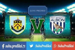Prediksi Bola Burnley Vs West Bromwich Albion 6 Mei 2017