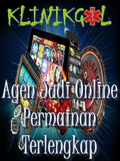 Agen Judi Online Permainan Terlengkap