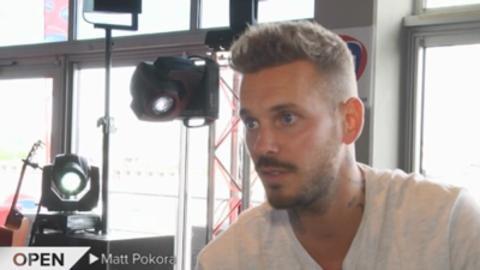 Open - Matt POKORA