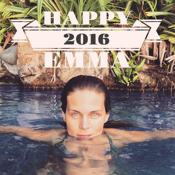 Bonne année !