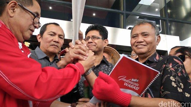 Didukung Tolak Angket, Ketua KPK Janji Tuntaskan Kasus Korupsi Besar - Berita Harian Indonesia