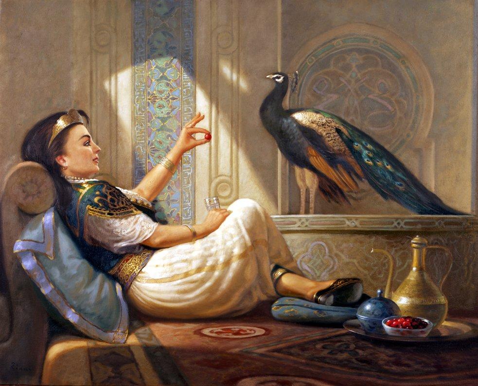 """Partageons nos rêves avec le Muwashshah """"Lamma badâ yatathanna"""""""