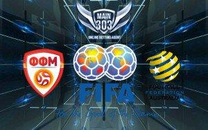 Prediksi FYR Macedonia vs Australia 31 Maret 2015 Laga Persa