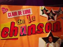CLAIRdeLUNEdela CHANSON CADENCE ACCORDEON, mes TOP A, les étoiles de la chanson, variations musicales PLACE des FETES sons latinos et espaces classiques MAGIC DANCE FLOOR
