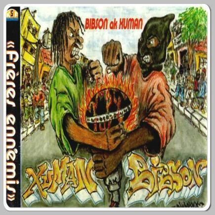 RÉTRO : Écouté en intégralité l'album Frères Ennemis ( NMI ) de Xuman ak Bibson