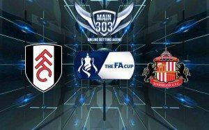Prediksi Fulham vs Sunderland 4 Februari 2015 FA Cup