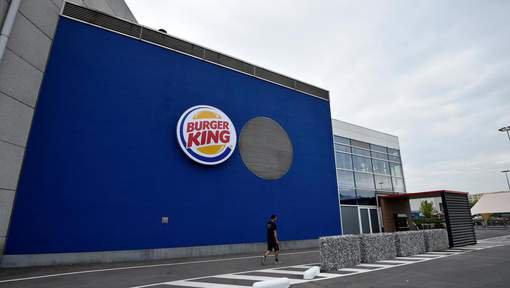 Le premier Burger King belge dévoilé