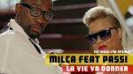 MILCA Vidéos de La vie va donner - feat PASSI - ZOUK - Kizomba - Tarraxinha