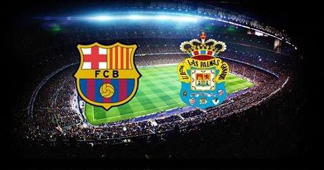 Prediksi Barcelona vs Las Palmas 26 September 2015