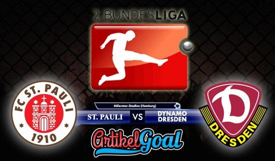 Prediksi Bola ST.Pauli Vs Dynamo Dresden 7 Agustus 2017