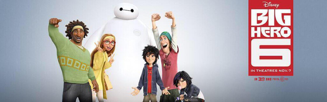 ~@ Big Hero 6 Film Completo Online in Italiano - STREAMING ITA