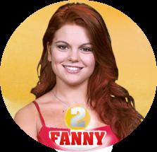 """Blog sur Fanny de Secret Story 10 """" Un oeil dans le gitan et l'autre dans l'ane """""""