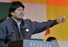 Morales expulse une institution américaine de Bolivie